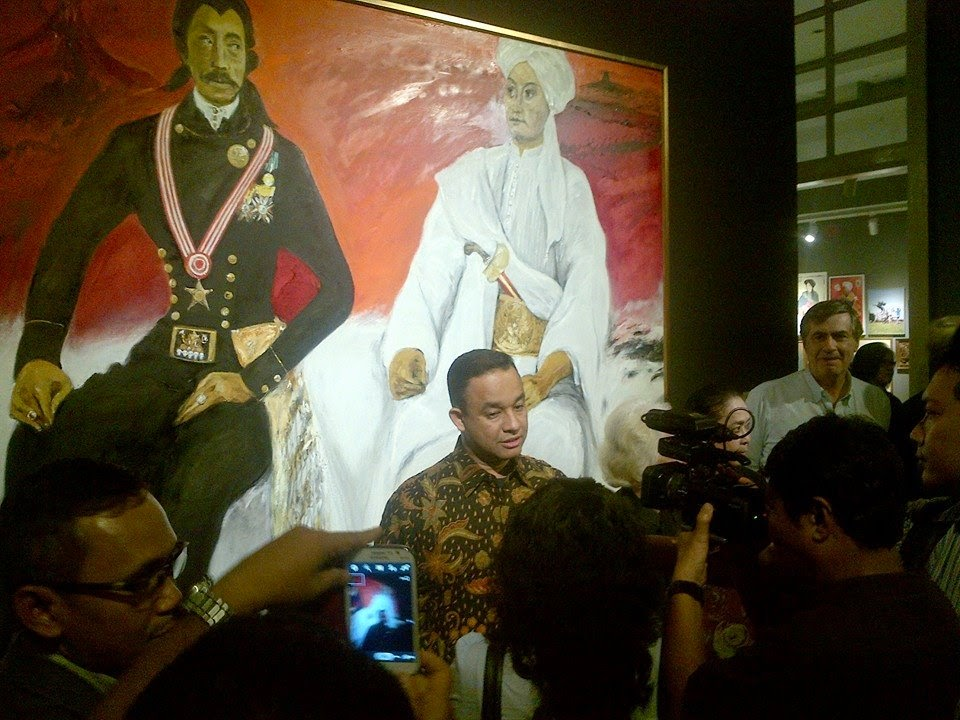 Pameran Diponegoro 2015 Telah Berjalan Dengan Meriah