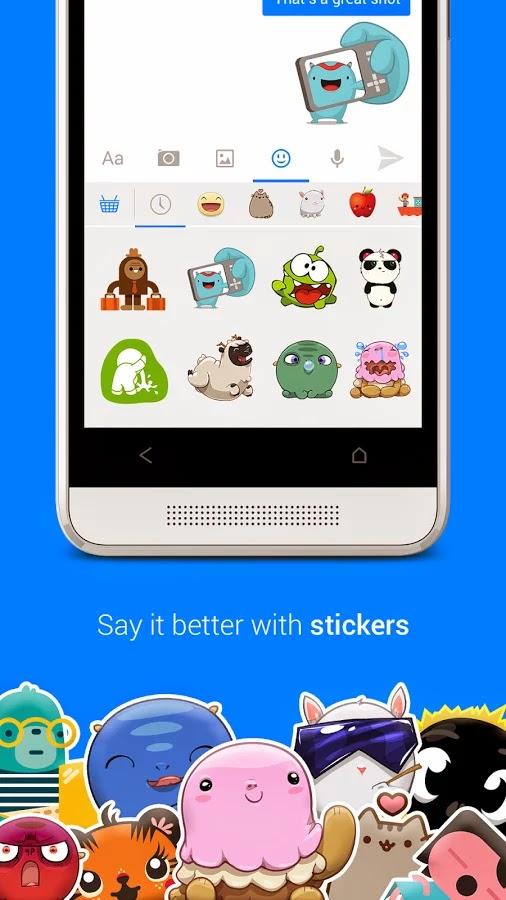 Facebook Messenger v18.0.0.19.14