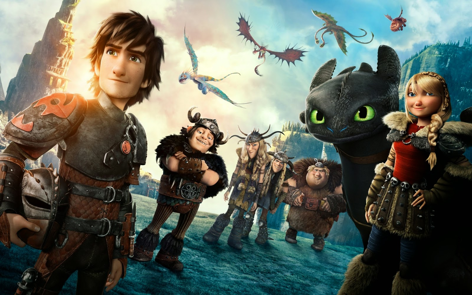 Fount of abundance how to train your dragon 2 anyone else annoyed how to train your dragon 2 anyone else annoyed that astrid and all the friends were shit ccuart Image collections