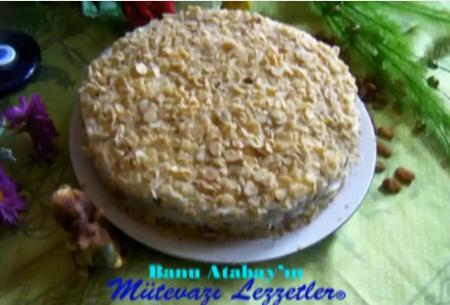 Üzümlü Pasta - Videolu Tarifi