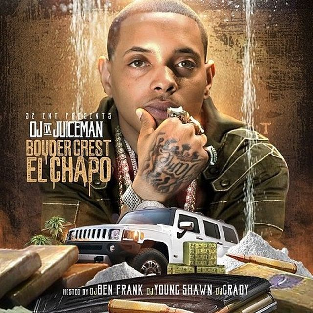 Mixtape: OJ Da Juiceman - Bouldercrest El Chapo