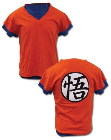 Dragon Ball Shirt (Son Goku) Cosplay
