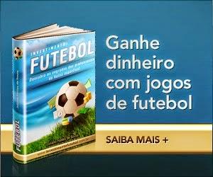 Ganhe Dinheiro assistindo jogos de futebol.