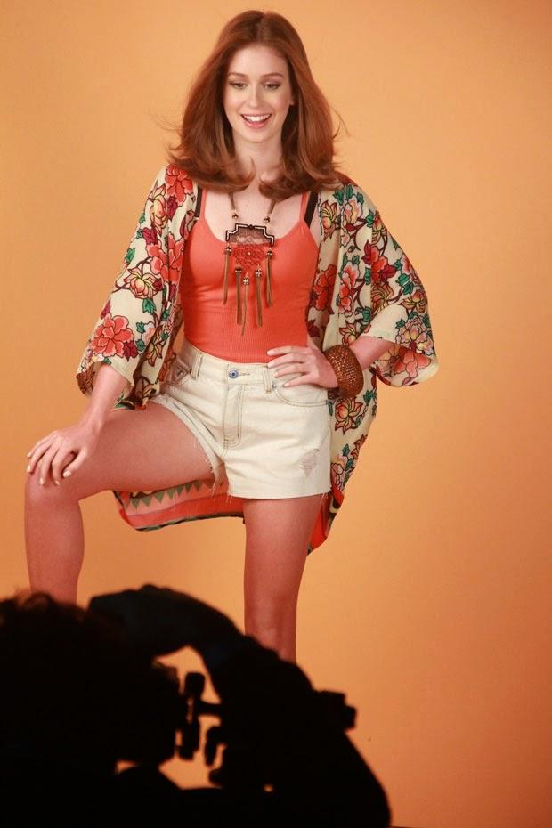 Tendências da moda coleção primavera verão Leader