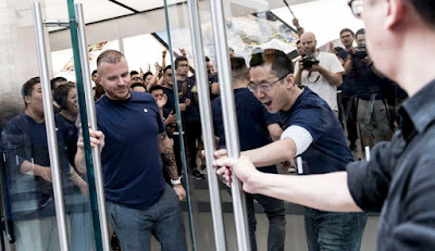 Οι τράπεζες σπέρματος στην Κίνα προσελκύουν πελάτες με το iPhone 6S