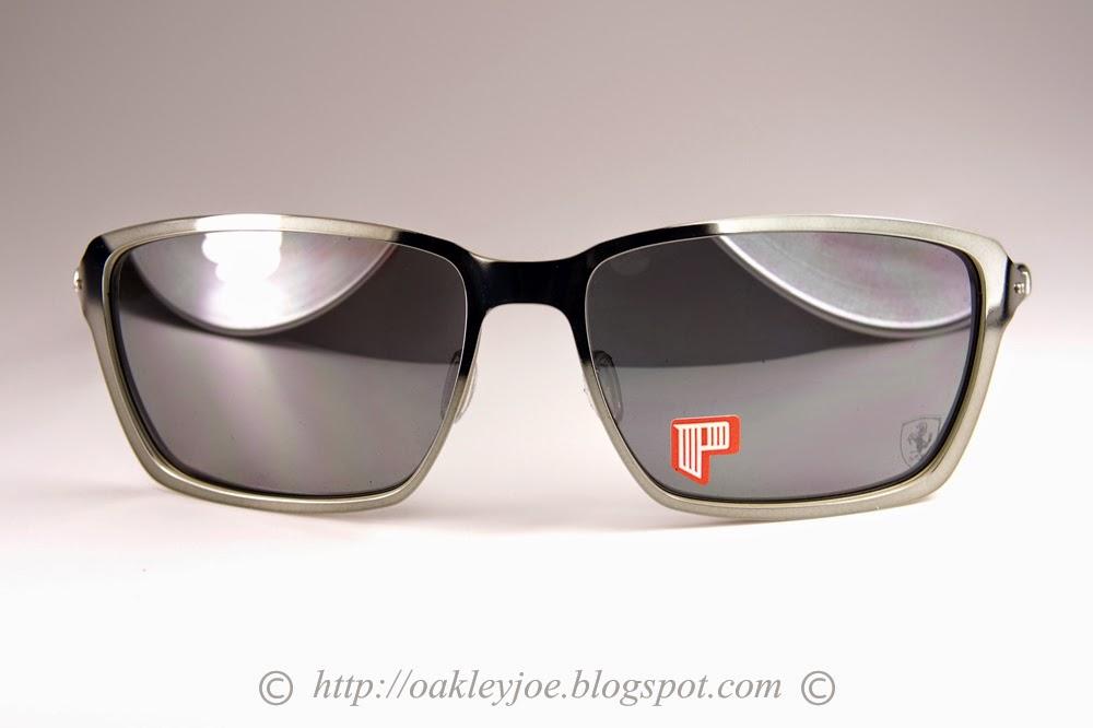 e1e0e287319f3 009194-24 Style Switch scuderia Ferrari Collection matte black + ruby  iridium  310 lens pre coated with Oakley hydrophobic nano solution