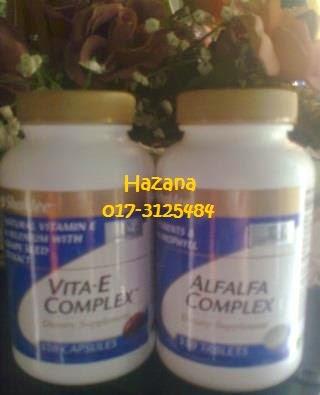 vitamin e dan alfalfa untuk hubungan intim