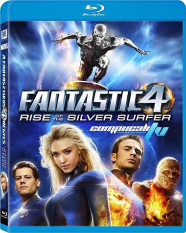 Los 4 Fantásticos 2 y Silver Surfer (2007) HD 1080p Latino