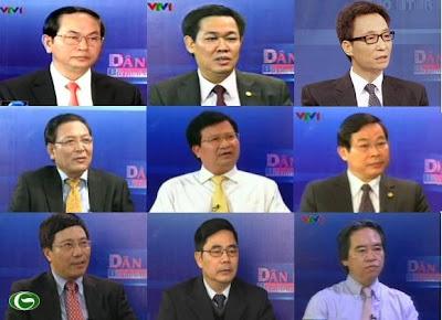 """Chương trình truyền hình """"Dân hỏi - Bộ trưởng trả lời"""" gây ấn tượng và tạo niềm tin sâu sắc trong lòng nhân dân"""