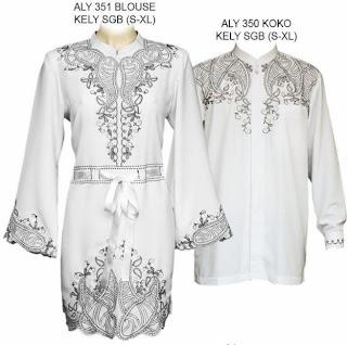 Kumpulan model - model baju lebaran 2012 part 3