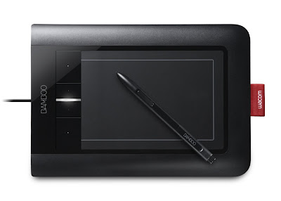 Wacom Bamboo Pen and Touch CTH-460