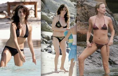 Oscar Winners Bikini