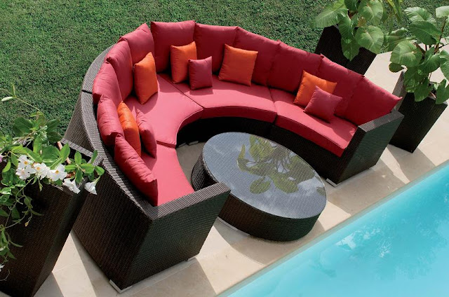 garden furniture sofas