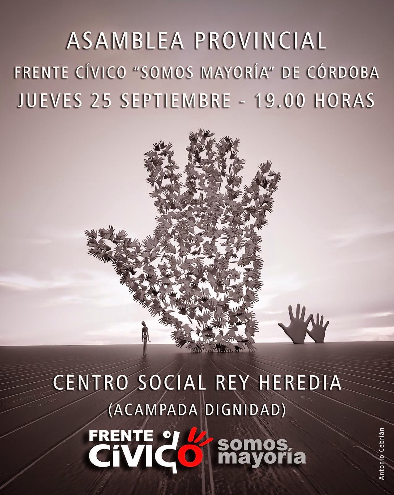 Asamblea FCSM Córdoba
