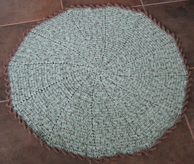 Simple Knits Merry Go Round Baby Blanket To Crochet