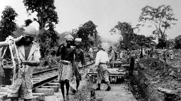 Pengeksploitasian Sumber Daya Alam dan Tenaga Kerja Indonesia oleh Jepang