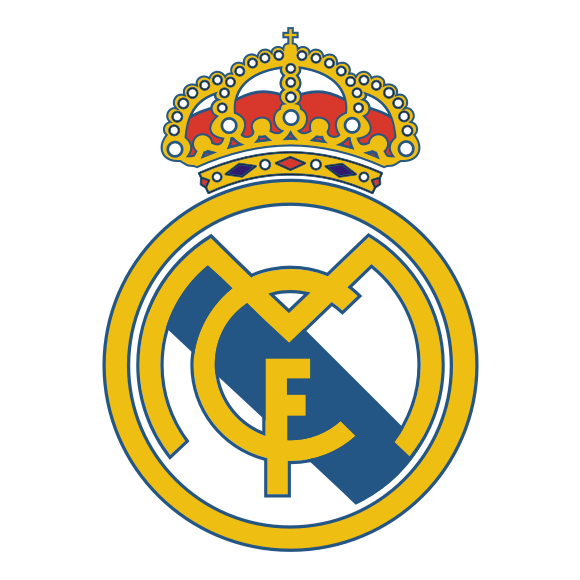 Logo Vector Klub Sepakbola Real Madrid