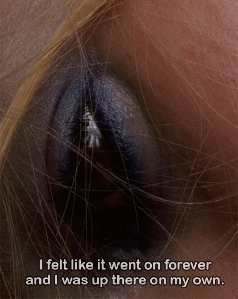 Kate Moss Close-Ups by Nick Knight