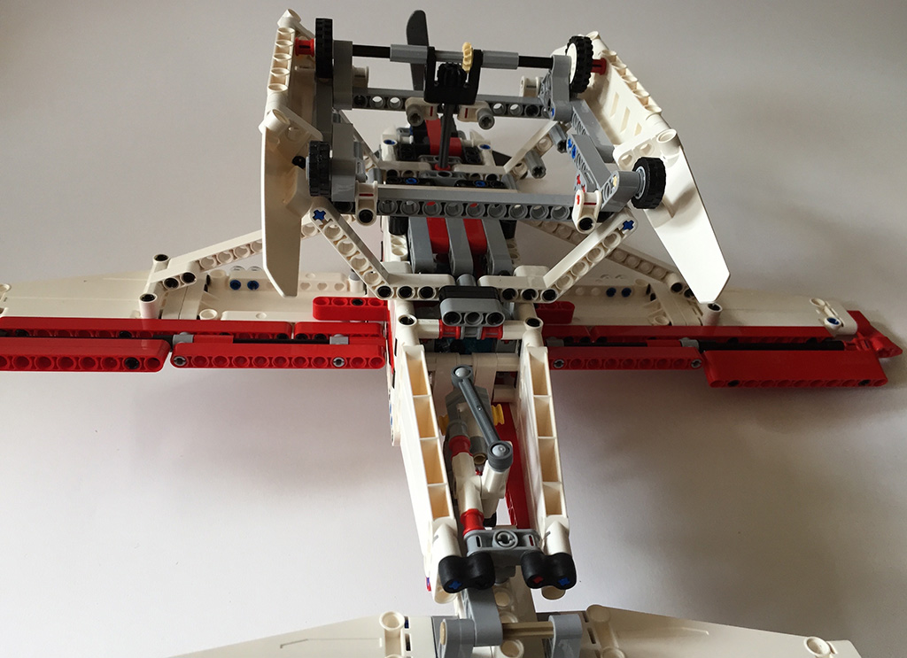 Fire to Your Plane | New Elementary, a LEGO® blog of parts