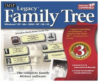 Free download Genealogy Software