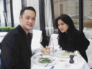 Pernikahan Adinda Bakrie dan Seng Hoo Ong
