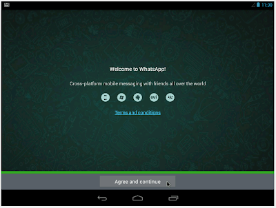 whatsapp on pc installation