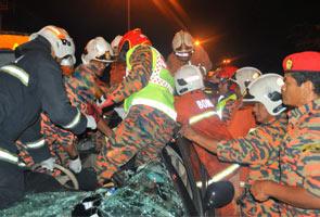 Pemain Hoki Negara Chua Boon Huat Maut Kemalangan