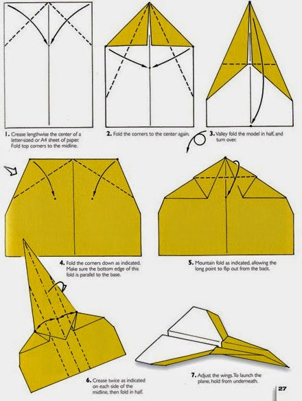 how to make an origami jet plane 28 images special