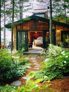 Eu quero uma casa no campo !!!