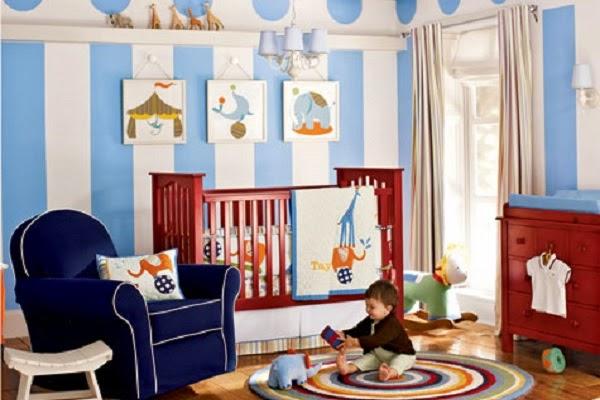 Collection adorable de décoration chambre bébé garçon