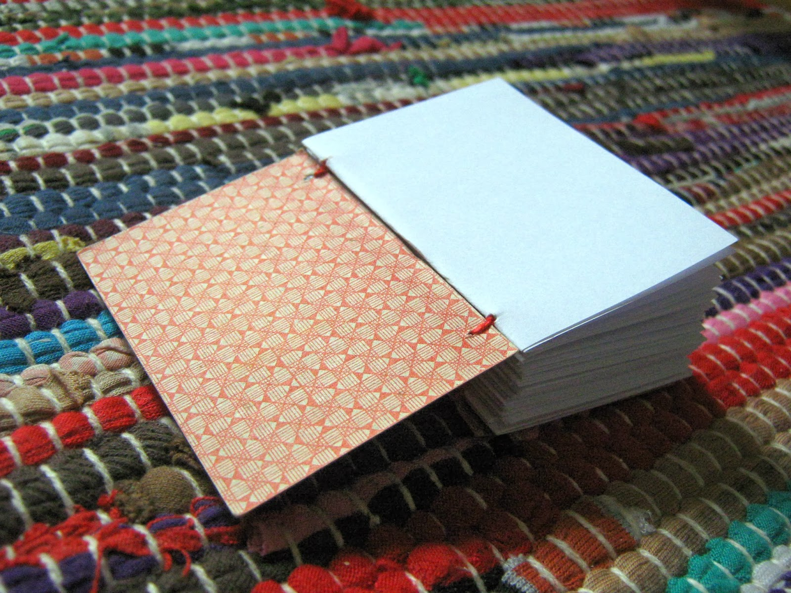 Vintage Playing Card Notebook