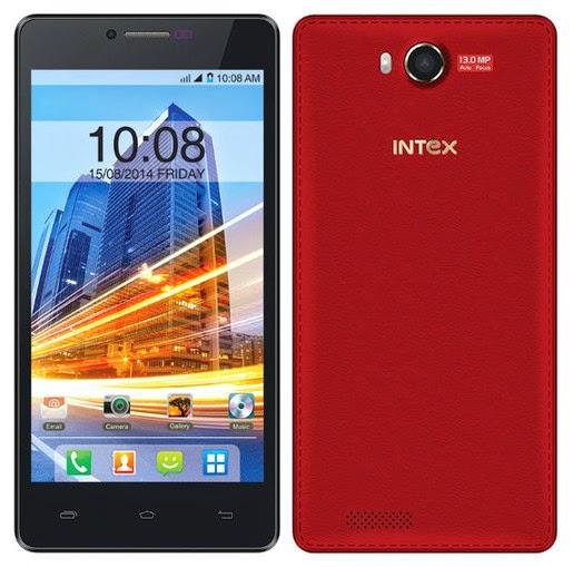 """Intex ra mắt smartphone """"không thể rẻ hơn"""""""