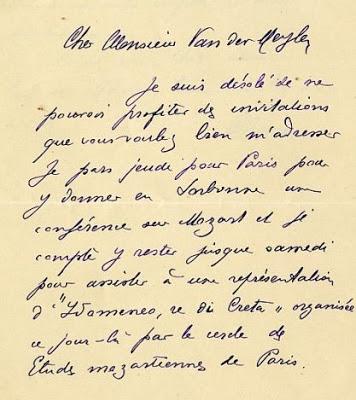Manuscripts & Letters