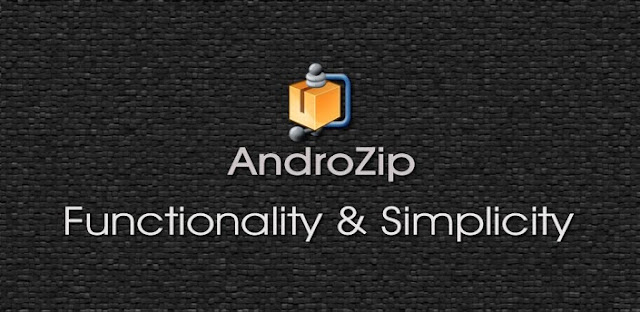 AndroZip Root File Manager v4.4.1