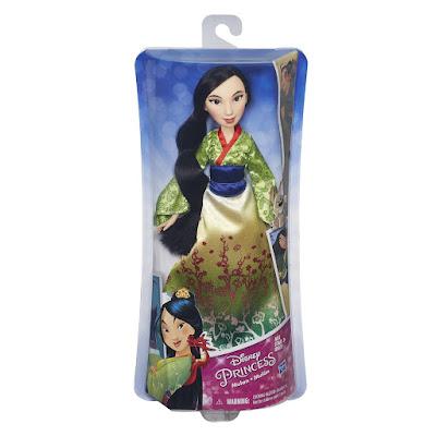 TOYS : JUGUETES - PRINCESAS DISNEY Mulan | Muñeca - Doll Nueva Colección 2016 | Hasbro B5827 | A partir de 3 años Comprar en Amazon España & buy Amazon España