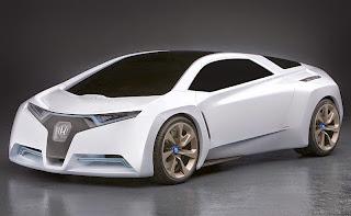 desain mobil konsep jepang