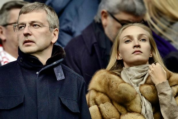 World Record Divorce Settlement: Dmitry Ordered By Court To Pay Ex-wife 2.6 Billion Euros