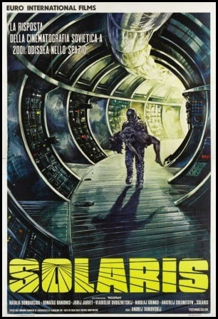Póster de Solaris (Andrei Tarkowsky, 1972)