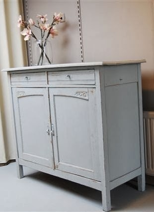 Sweet Home Rosa & Lia: Kreidefarbe old touch paint aus Holland ...