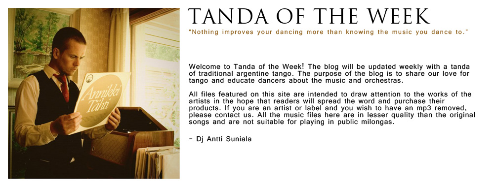 Tanda of the Week