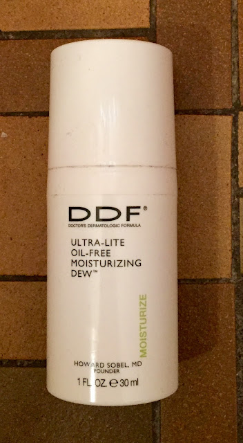 DDF, DDF Ultra-Lite Oil-Free Moisturizing Dew, moisturizer, skin, skincare, skin care