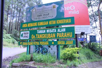 Bandung Road Trip!
