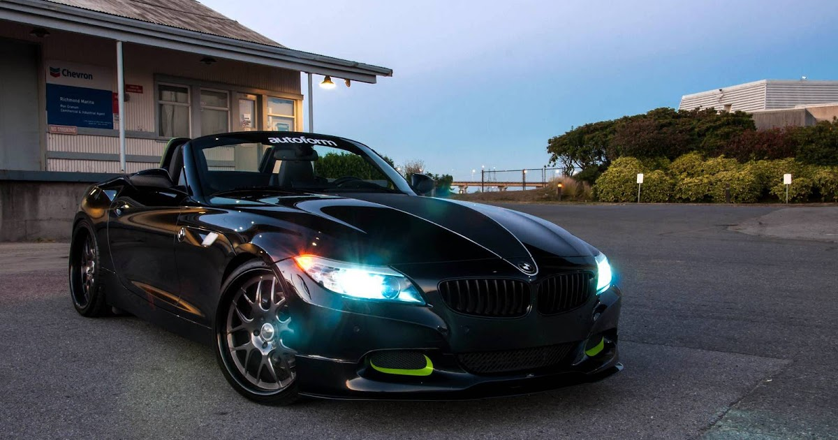 All Cars Nz Bmw Z4 Project Slingshot By Mwdesign