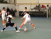 sportivo vs pingüino futsal