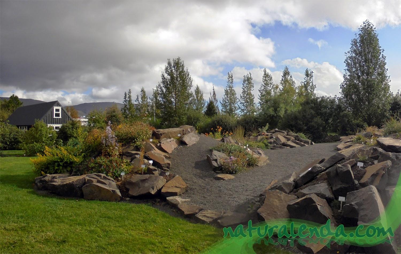 jardin alpino oceanico