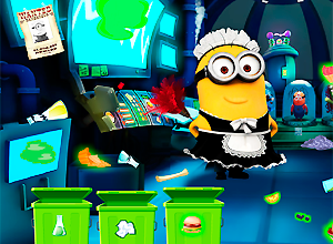 Minion Laboratory Cleaning