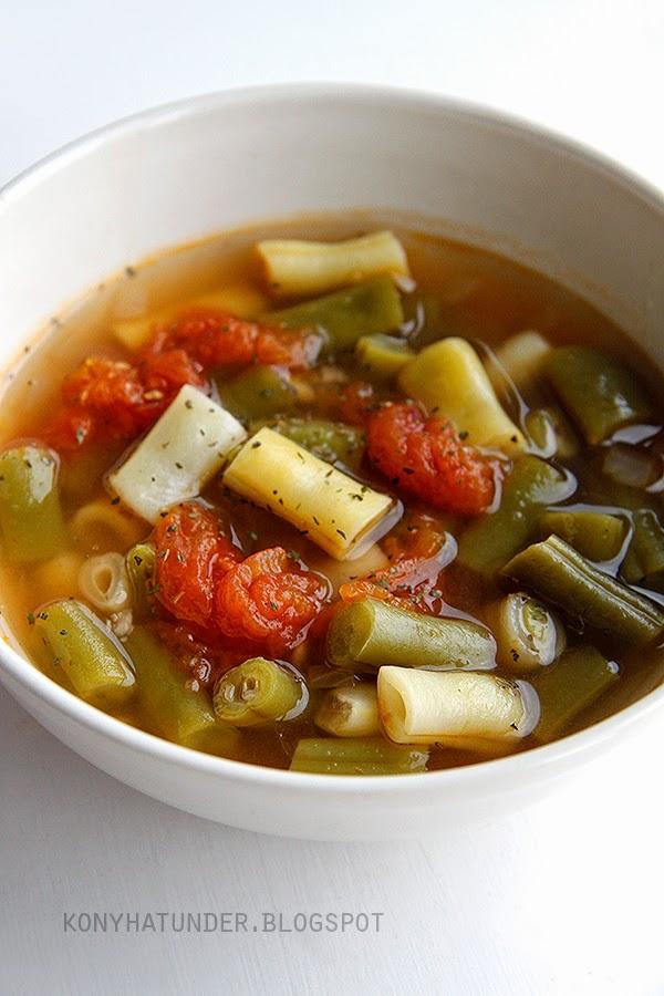 green_bean_tomato_soup