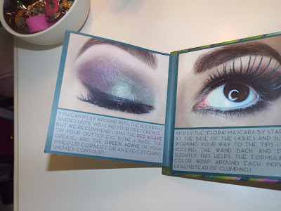 Duo Eyeshadow:  Flora / Agave