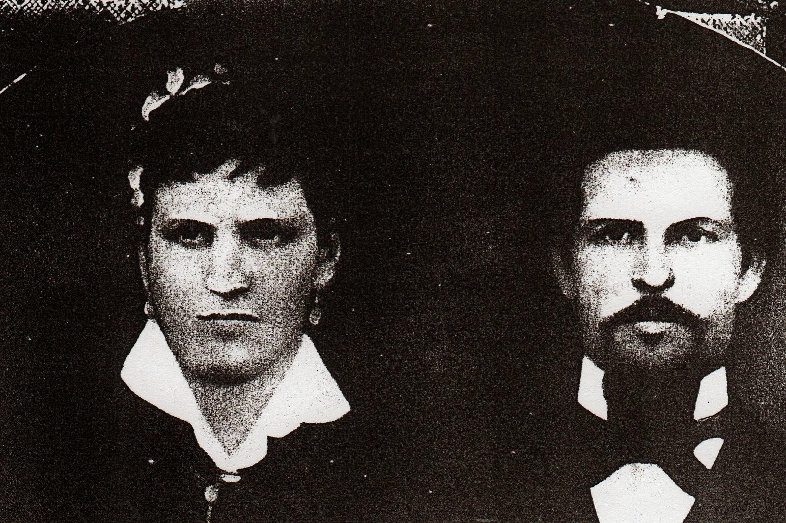Inácio Palma e Ismênia Pereira Machado