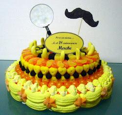 Tarta Hercules Poirot